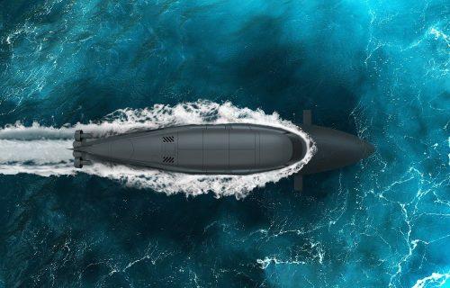 Džejms Bond da pozavidi: Morsko čudo za britanske specijalce (VIDEO)