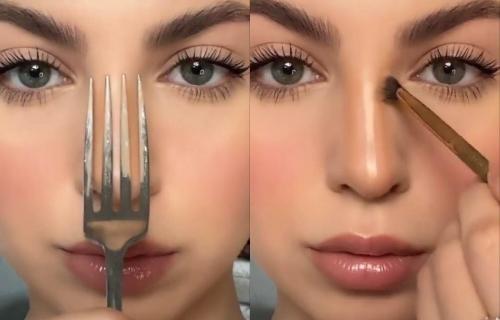 VILJUŠKA u službi lepote: Konturisanje NOSA je sa ovim rekvizitom mnogo jednostavnije (VIDEO)