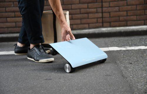 """Laptop"" na točkovima osvaja svet: Pogledajte električni Walkcar u akciji (VIDEO)"