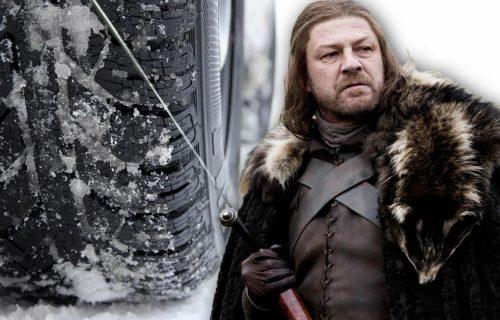 Ned Stark i zimske gume