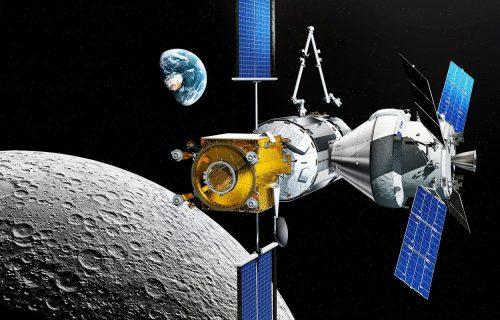 Amerika i saveznici grade Zvezdanu kapiju: Naredna faza u misiji osvajanja Meseca (VIDEO)
