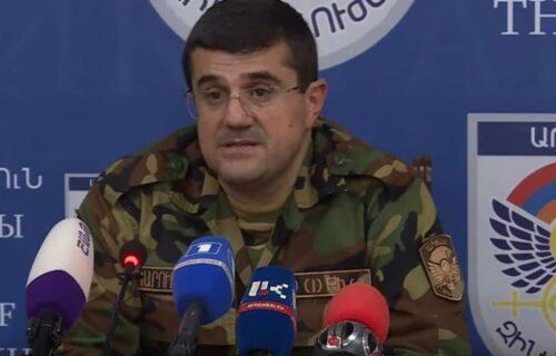 Dao sam saglasnost da se PREKINE RAT pre sat vremena: Vođa Jermena potvrdio navode o prekidu vatre