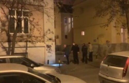 Oglasile se KOMŠIJE o pucnjavi u centru Beograda: Policija na licu mesta, saobraćaj zaustavljen (VIDEO)