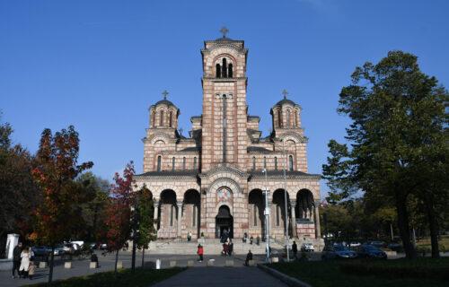 Horor kod crkve Svetog Marka na Božić: Mladića presrela trojica muškaraca, izboli ga i pobegli