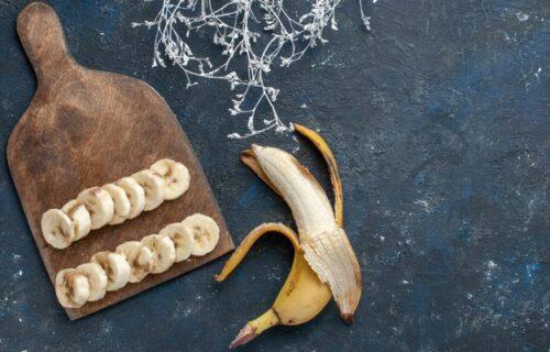 Banane nisu omiljeno VOĆE nutricionista, ali su veliki saveznik u borbi protiv DEPRESIJE