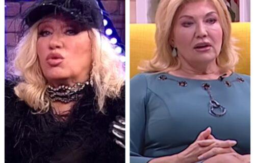 Nada Topčagić POBESNELA zbog Suzane Mančić: Samo SANDUK i SAHRANA, pa da poverujem da ne može da dođe!