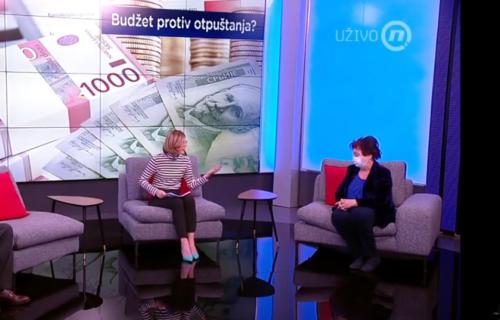 """NOVI SKANDAL na """"Novoj S"""": Rada Đurić prekinula gošću, nije želela da građani ovo čuju! (VIDEO)"""