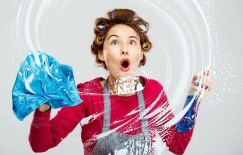 Mrzite da usisavate kuću a brisanje prašine vas dovodi do ludila? Šta to otkriva o vašem karakteru?