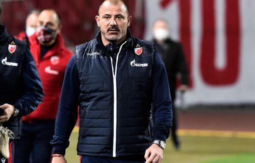 Stanković otkriva kadrovsku situaciju pred Rad: Trener Zvezde o povredama i ostalim problemima! (VIDEO)