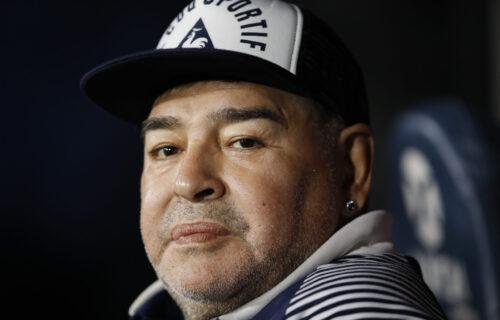 Čim je čuo da je Maradona umro, odmah je završio u bolnici: Nova drama u fudbalskoj Argentini!