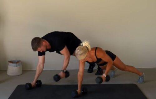 Izazovite jedno drugo! 30 minuta treninga za celo telo (VIDEO)
