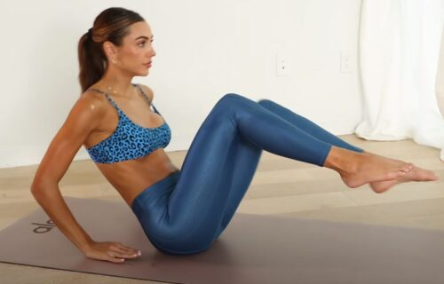 Vreme je za totalno razmrdavanje: 5 minuta vežbi za stomačne mišiće (VIDEO)