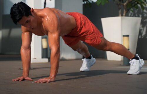 Spremite se za znojenje i sagorevanje kalorija: 25 minuta žestokog treninga (VIDEO)