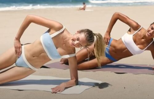 Ako želite OVAKVO telo, ne gledajte u njih dve, nego probajte da odradite sve vežbe! (VIDEO)