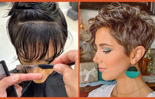 Vreme je za nešto... drugačije: Najbolje frizure za kratku kosu (VIDEO)