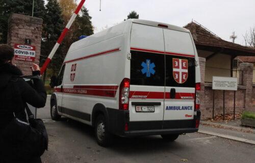 HOROR u Sremskoj Mitrovici! Starac oboleo od KORONE skočio sa drugog sprata bolnice