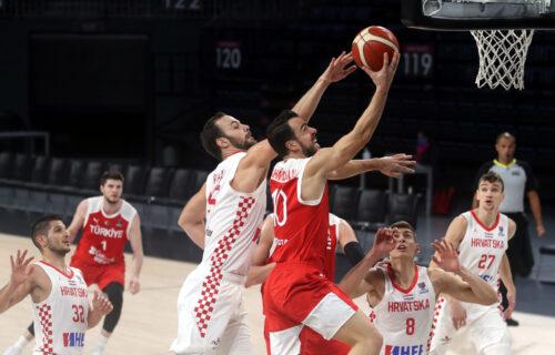 Kockasti veoma blizu Eurobasketa: Hrvati se fenomenalnom igrom približili plasmanu na Evropsko prvenstvo