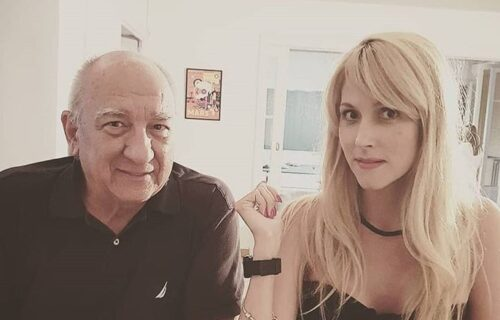 "Iva Štrljić se oprostila od Bekjareva, svog glumačkog mentora: ""Dragi profesore hvala za sve.."" (FOTO)"
