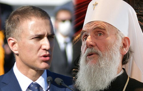 Njegov život i borba za dobro inspiracija su svima: Stefanović izrazio saučešće povodom smrti patrijarha