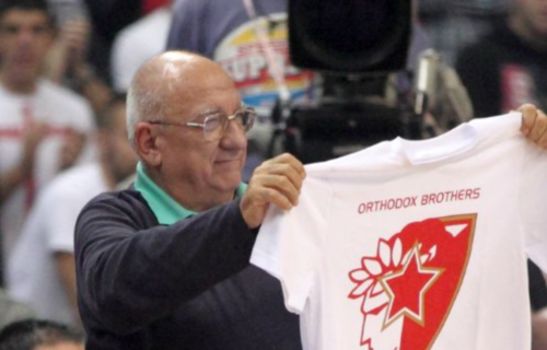 Navikli smo da ga viđamo na svakoj utakmici Zvezde: Bekjareva su voleli svi navijači, a predvideo je Bari