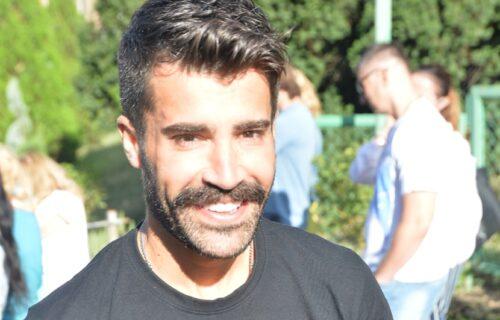 Ovo niko nije znao: Kenan Tahirović bio je u VEZI sa lepom VODITELJKOM Pinka (FOTO)
