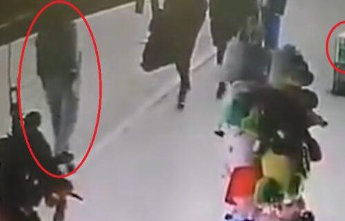 Sramotno i BEZDUŠNO! Lopov oteo novac za LEČENJE male Minje, snimak razbesneo Srbiju (VIDEO)