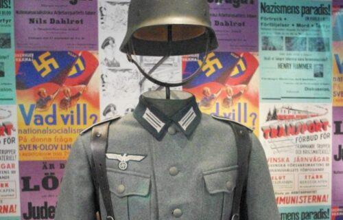 Evropa zavejana novim STRAHOM: Lopovi širom starog kontinenta KRADU UNIFORME nacista, muzeji su im meta