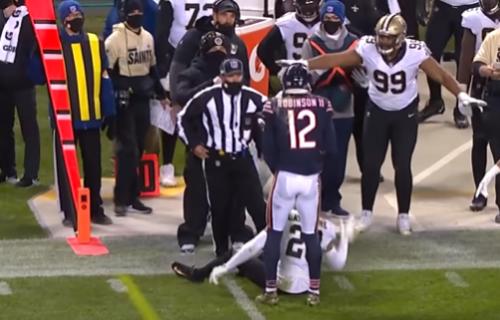 PESNICOM u glavu: Bokserski obračun, ostali igrači sprečili veći incident (VIDEO)
