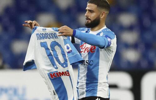 Napoli razmontirao Romu na Maradoni za Dijega: Specijalna proslava najlepšeg gola kao što se očekivalo!