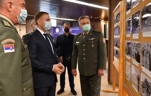 Nebojša Stefanović: Vojno ZDRAVSTVO je oduvek bilo oslonac građana (FOTO)