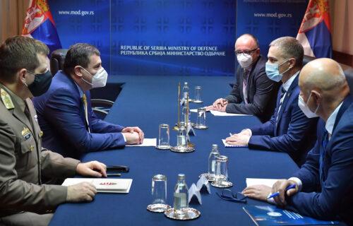 Saradnja na istorijskom maksimumu: Stefanović se sastao sa ambasadorom Mađarske