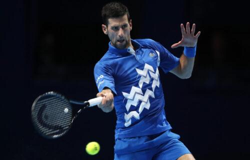 """Prvi put u istoriji: Sudija pomogao Đokoviću da pobedi, njegovom odlukom Novak je dobio """"sumnjiv"""" poen"""