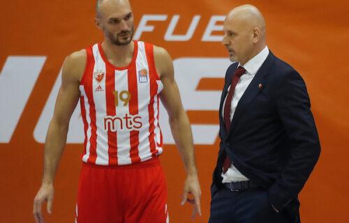 Simonović kasni na okupljanje reprezentacije: Zvezda je upravo saopštila važnu informaciju!