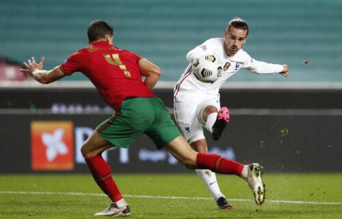 Ramos TRAGIČAR večeri: Francuska OVERILA prvo mesto u grupi (VIDEO+FOTO)