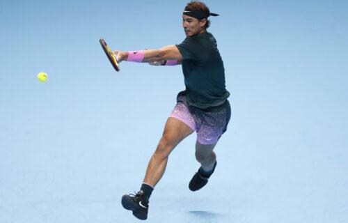Teniska magija: Svi su mislili da će Tim osvojiti poen, ali je usledila Nadalova bomba (VIDEO)