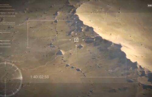 U kamionima se krije ORUŽJE BUDUĆNOSTI: Pogledajte šta su Rusi poslali u Nagorno-Karabah (VIDEO)