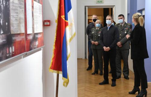 Stefanović IZNENADIO majora Simonovića: Ministar čuo MUZIKU i odmah krenuo da vidi šta se dešava (VIDEO)