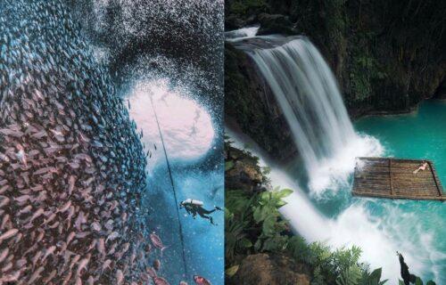 Poput sirene: Krenite u avanturu života i zaplivajte sa milionima SARDINA na FILIPINIMA (FOTO)