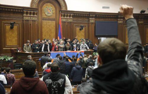 Predsednik Jermenije ŠOKIRAO sve: Nije znao za kraj RATA, sve je saznao iz štampe