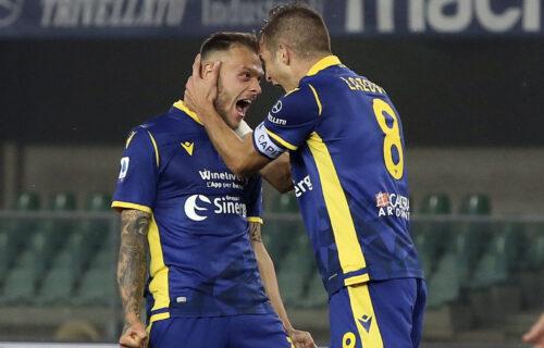 BITNA pobeda za Veronu: Lazović se upisao u trijumfu svog tima (VIDEO)