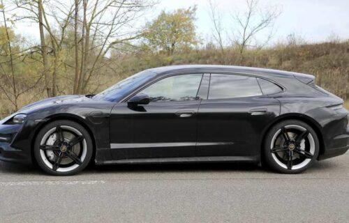 "Porsche testira Taycan Sport Turismo koji donosi novinu za ""prave"" fanove"