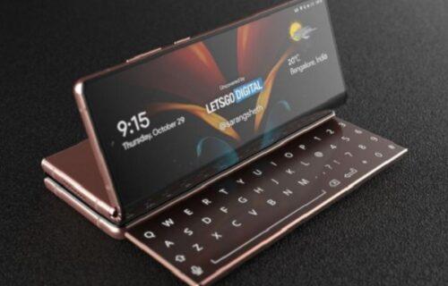 Samsung lansira novi trend: Kreirao telefon koji se SAVIJA na 3 dela (FOTO)