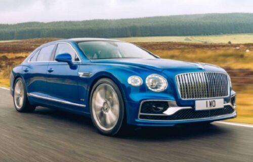 """Bentley za 10 godina u potpunosti prelazi """"na STRUJU"""""""