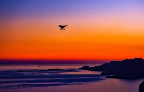 """Snimio supertajni DRON iz kuće: Objavio sliku na Instagramu, a onda je stigla """"ČESTITKA"""""""