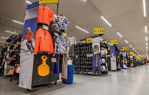Otvara se najveća sportska prodavnica u Srbiji (FOTO)
