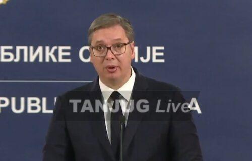 """Vučić otkrio: """"Danas je najteži dan za Srbiju, imamo 47 mrtvih"""""""