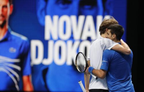 Ove Novakove reči ćemo dugo pamtiti: Đoković progovorio o smrti Irineja, pa se osvrnuo na tešku situaciju