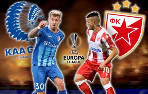 Zvezda jednom nogom u nokaut fazi: Milunović duplirao prednost, crveno-belima oprošten penal! (VIDEO)