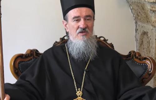 Vladika Atanasije ZARAŽEN KORONOM: Nalazi se na bolničkom lečenju u Beogradu