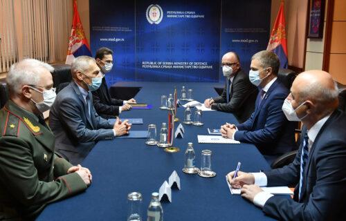 Stefanović razgovarao sa Bocan-Harčenkom: Sa sastanka poslata važna poruka (FOTO)